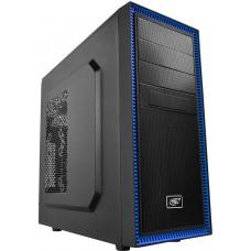 CASE MIDDLE ATX BLACK + PSU 500W + MB H310