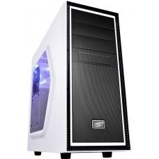 CASE MIDDLE ATX WHITE + PSU 500W + MB H310